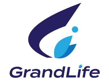 完成!≪Grand Lifeのロゴ≫