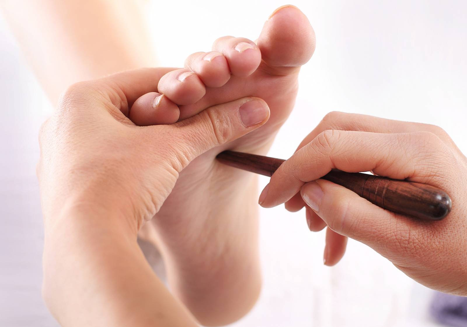 Relaxation Foot Massage
