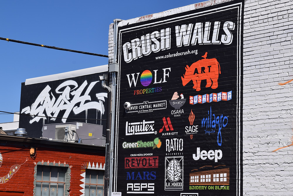 Crush Walls  | Photo by T.K. Mills