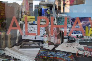 Alpha Workshops: An Outlet for Expression