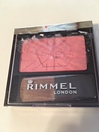 Rimmel 150 Live Pink Blush