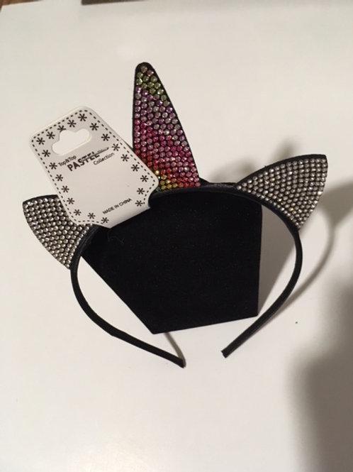 Girls Sequined Unicorn Headband