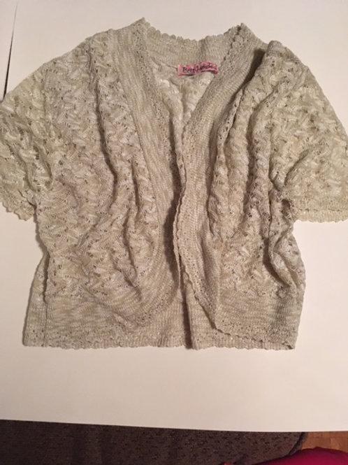 Women's Size 3X Bolero Sweater