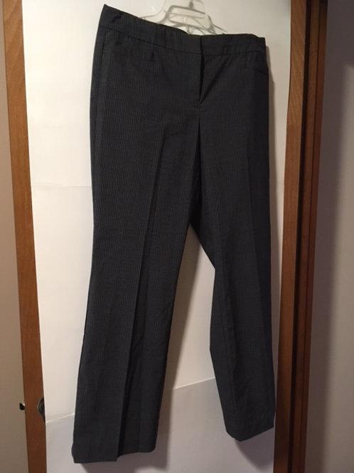 Ladies Size 14 Avg Gray Slacks