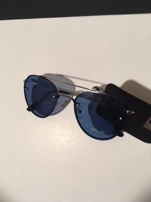 Ladies Blue Lens Sunglasses