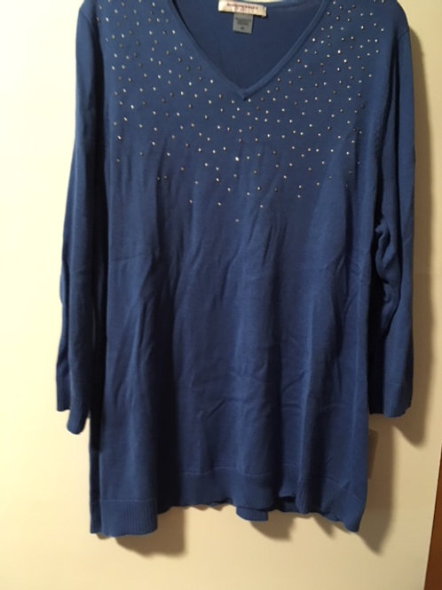 Womens Size 3X Sweater Top