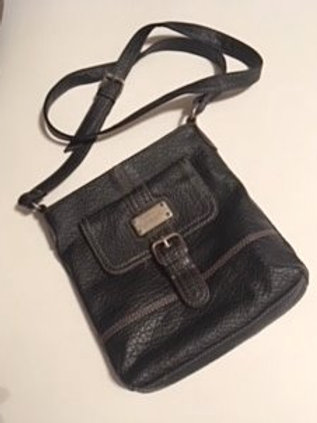 Ladies Used Black Nine West Purse