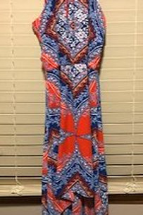 GIRL'S SIZE 16 LONG BACK MAXI DRESS BY RARE EDITIONS