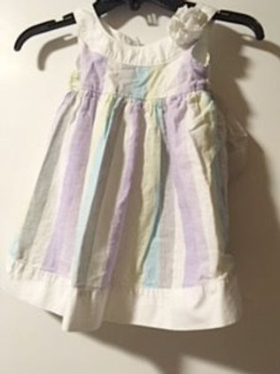 Baby Girl Size 12 - 18 Month Used Dress