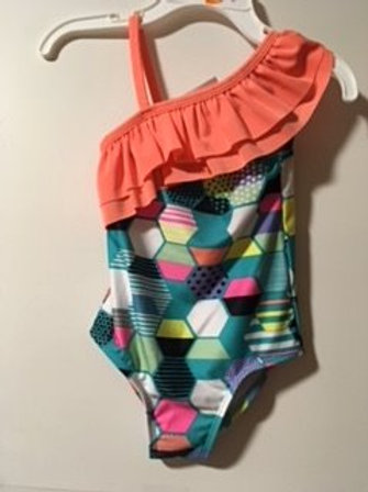 Baby girl Size 12 Month Nursery Rhyme Swimsuit