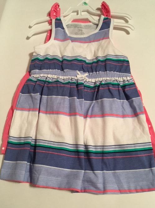 BabyGirl Size 18 Month Carter's Dress Set