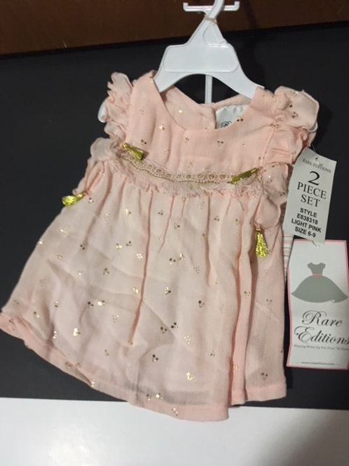 Baby Girl 6 - 9 Month Outfit