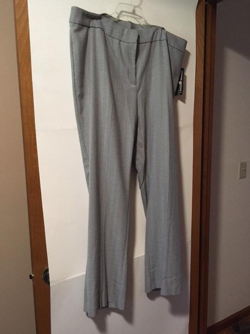 Womens Herringbone Dress Pants