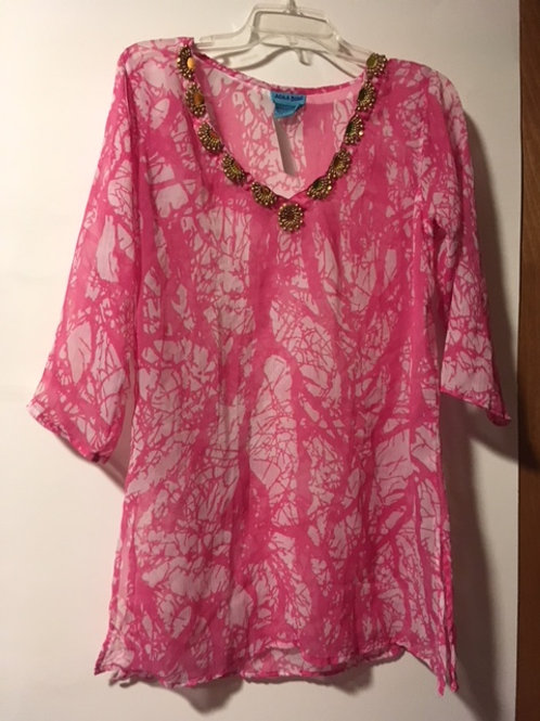 Ladies Size Small Swimsuit Cover Up