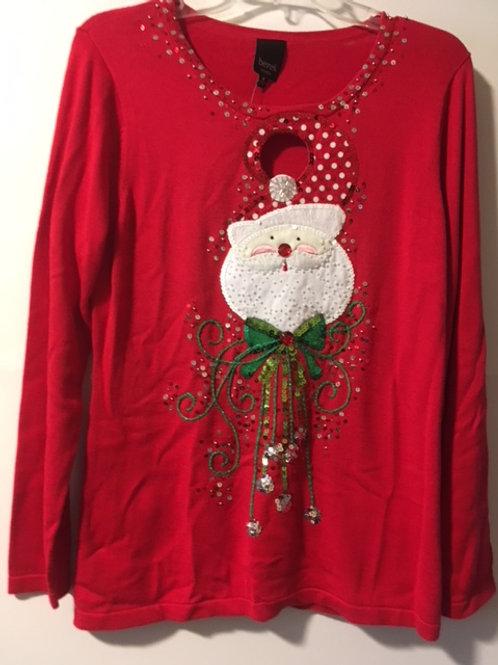 Ladies Size Medium Christmas Sweater