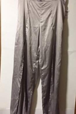 Juniors Size Large Split Wide Leg Pants