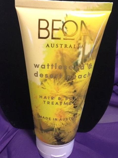 Beoa Wattleseed & Desert Peach Hair & Scalp Treatment