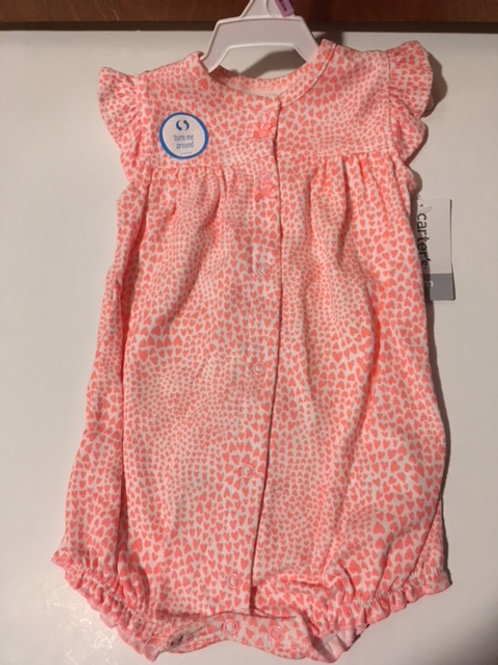 Baby Girl Size 3 Month Romper