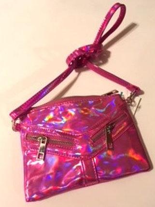 Girls Cross Fuchia Body Bag