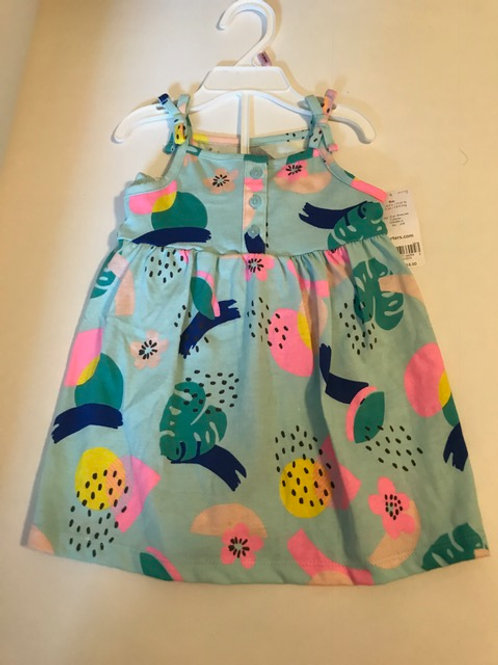 Baby Girl Size 9 Month Carter's Dress Set