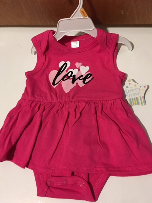 Baby one piece romper