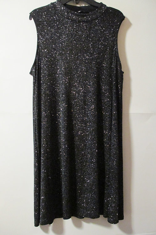 Ladies Petite Size 10 Tiana B. Black Special Occasion Dress