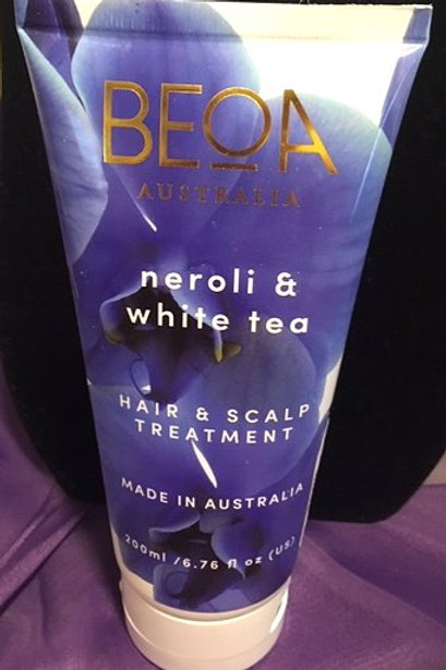 Beoa Neroli & White Tea Hair & Scalp Treatment