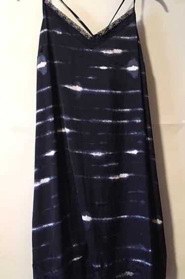 Juniors Size XL Blue Night Gown