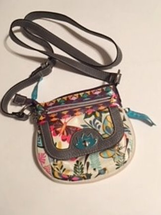 Ladies Small Used Lily Bloom Purse