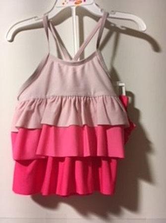 Baby Girl Nursery Rhyme Two Piece Swimsuit