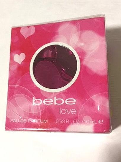 Ladies Bebe Love Parfum .33 Fl Oz