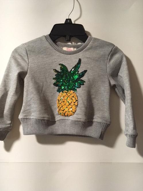 Toddler Girls GB Girls Size 2 - 3 Sequin Sweatshirt
