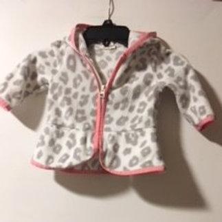 Baby Girls Size 6 - 12 Months Used Hoddie Jacket