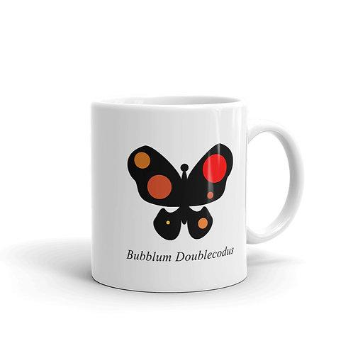 Datavizbutterfly - Bubblum Doublecodus - Mug