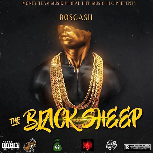 Pre-Order Boscash - Black Sheep