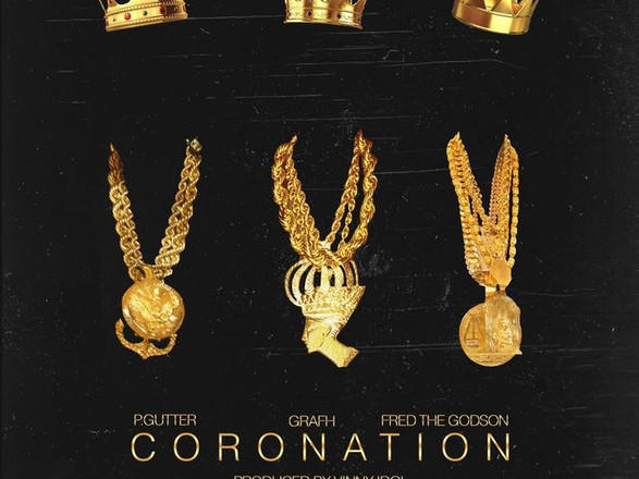 P. GUTTER FT FRED THE GODSON AND GRAFH - CORONATION