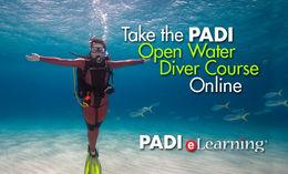 PADI eLearning, Open Water Diver Referral, PADI Touch, Dykresa med dykkurs, Påbörja hemma avsluta utomlands, Dykresor med dykkurs, Dykcert utomlands, Ta Dykcertifikat utomlands, Dykkurs på semestern, Dykkurser utomlands, Dykskola utomlands, Dykcenter utomlands