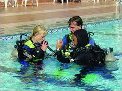 Provdyk, Discover Scuba Diving, Team Divers provdyk, Prova på dyk, Try dive, Provdyk Stockholm, Prova på dyk Stockholm