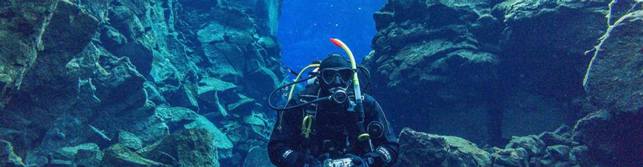Dykresor till Medelhavet och Atlanten