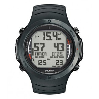 Suunto D6i Elastomer inkl Interface USB