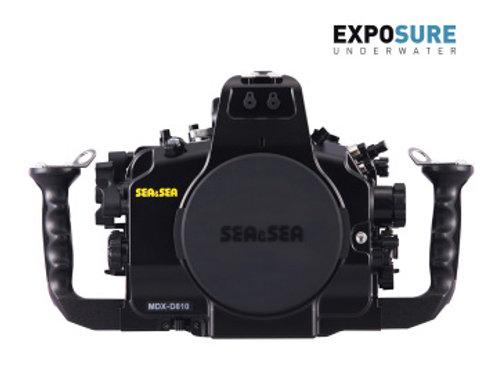 Sea Sea UW-Housing MDX-D810 till Nikon D810 DSLR