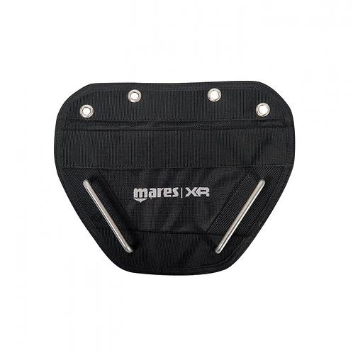Mares Butt Plate Sidemont - XR Line