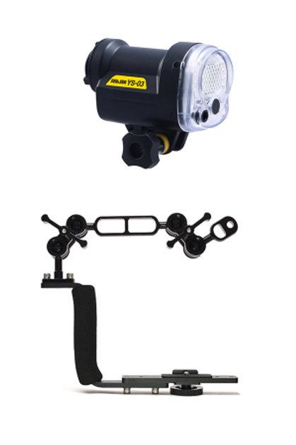 Sea&Sea Kit YS-03 Alu