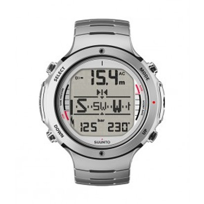 Suunto D6i Steel inkl Interface USB