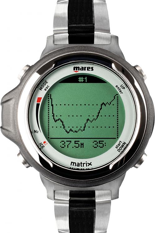 Mares Matrix Metal Strap
