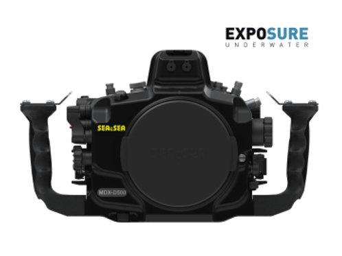 Sea Sea UW-Housing MDX-D500 till Nikon D500 DSLR
