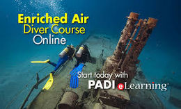 PADI Grundkurs, eLearning, Open Water Diver Referral, Dykkurser, Dykutbildning, Dykkurs, Dykcert, Dykcertifikat, Dykning, PADI Touch, PADI OWD
