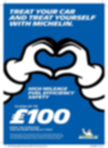 X Spurt Tyres Spring Promotion Michelin