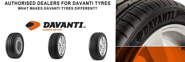 Davanti tyres @ X spurt tyres ipswich 01473254596