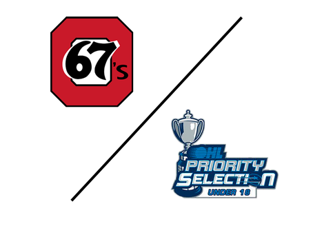 OHL Draft: Ottawa selects Gerrior